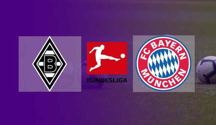 Hasil Monchengladbach vs Bayern Munchen