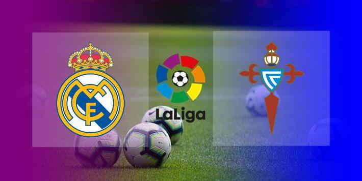 Live Streaming Real Madrid vs Celta Vigo