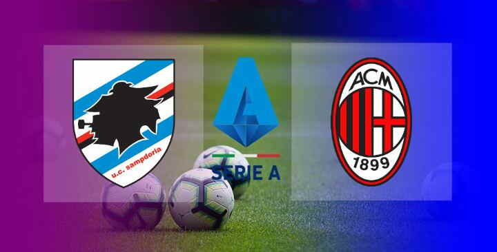 Live Streaming Sampdoria vs AC Milan Serie A 2021-2022