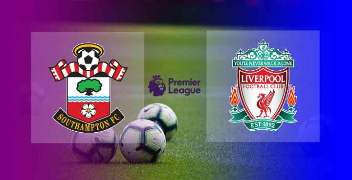 Live Streaming Southampton vs Liverpool