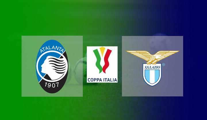 Hasil Atalanta vs Lazio Perempat Final Coppa Italia
