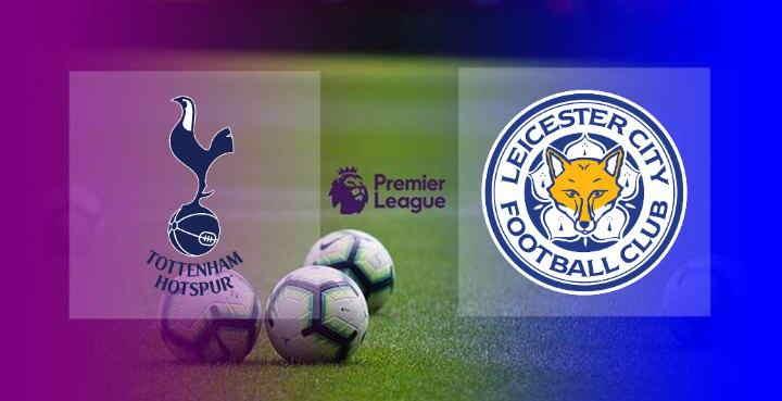 Hasil Tottenham vs Leicester City Skor Akhir 0-2