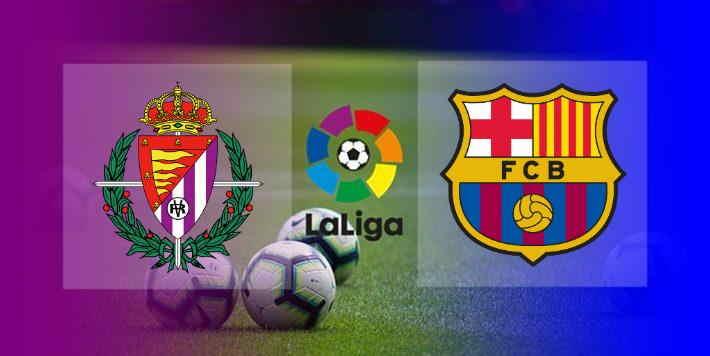 Hasil Valladolid vs Barcelona Skor Akhir 0-3