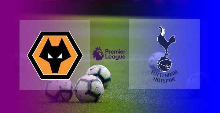 Hasil Wolves vs Tottenham skor akhir 1-1