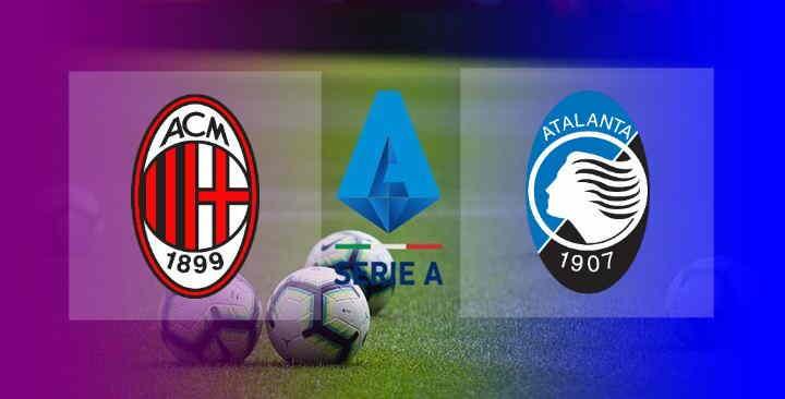 Hasil AC Milan vs Atalanta