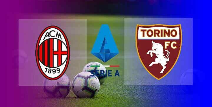 Hasil AC Milan vs Torino Skor Akhir 2-0