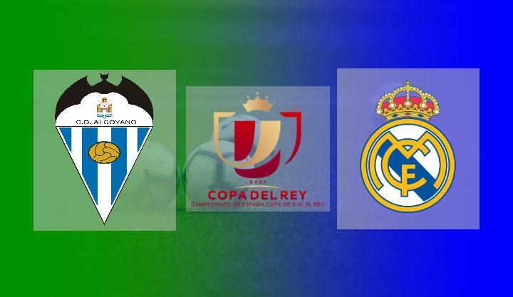 Hasil Alcoyano vs Real Madrid