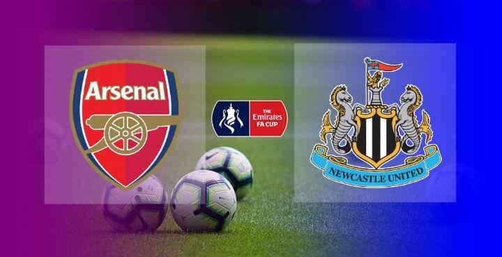 Hasil Arsenal vs Newcastle United Skor Akhir 2-0