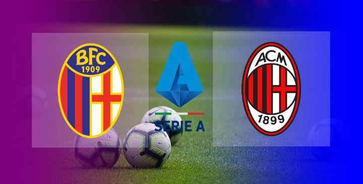Hasil Bologna vs AC Milan