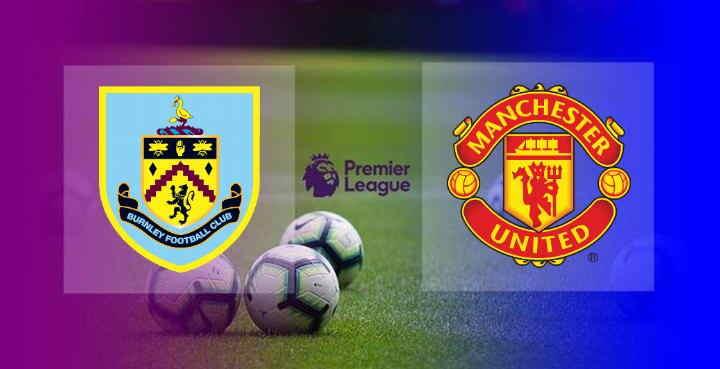 Hasil Burnley vs Manchester United Skor Akhir 0-1