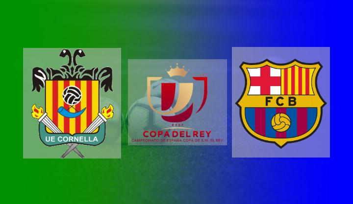 Hasil Cornella vs Barcelona