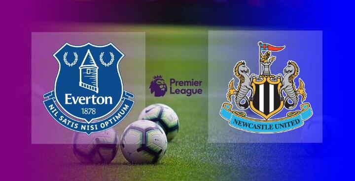 Hasil Everton vs Newcastle United