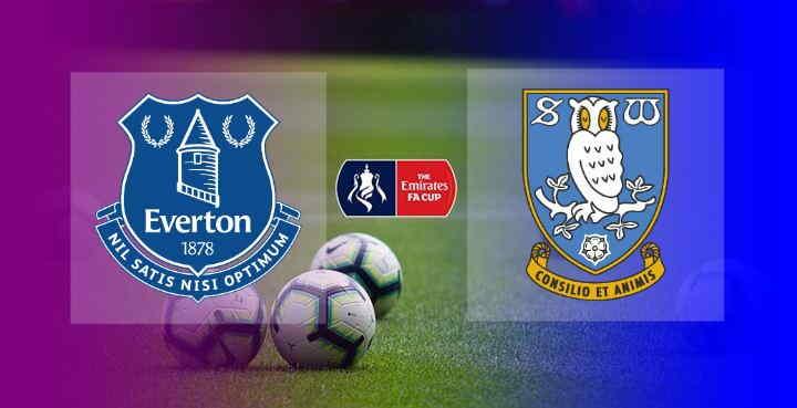 Hasil Everton vs Sheffield Wednesday