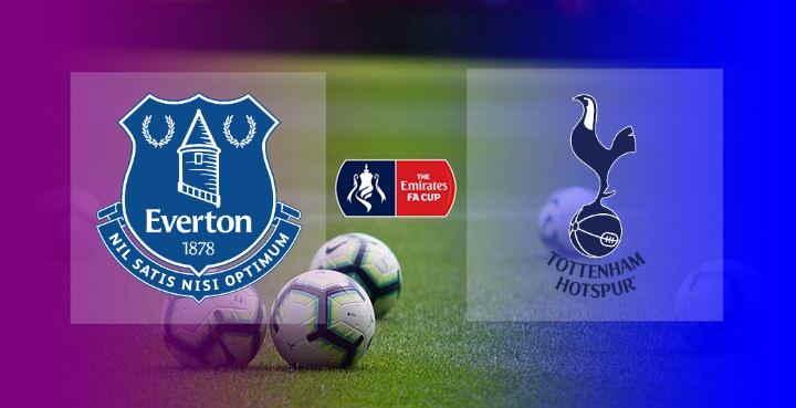 Hasil Everton vs Tottenham Hotspur