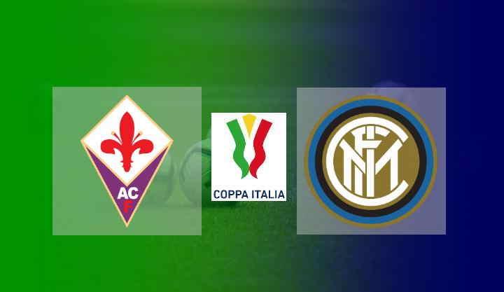 Hasil Coppa Italia Fiorentina vs Inter Milan