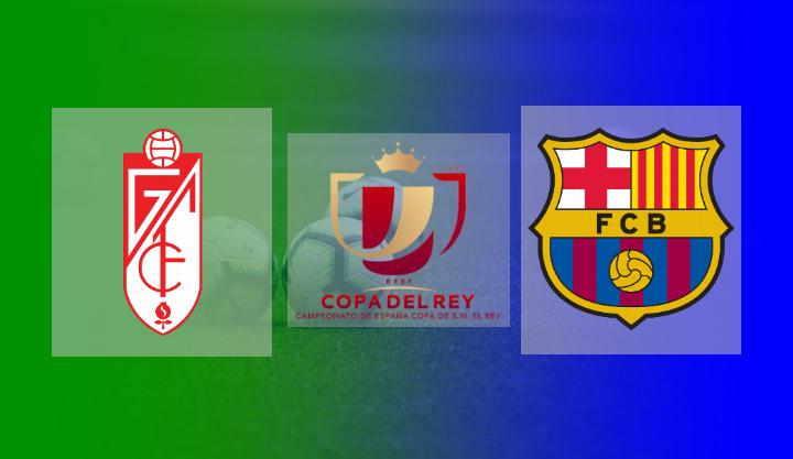 Hasil Granada vs Barcelona