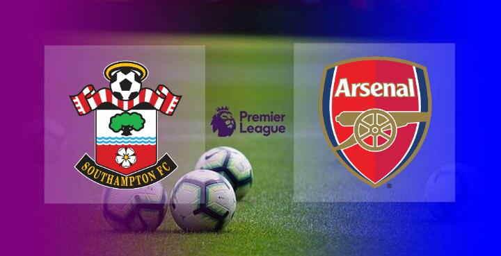 Hasil Southampton vs Arsenal Skor Akhir 1-3 | EPL Pekan 20 1