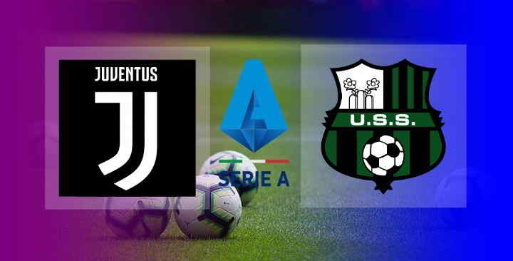 Hasil Juventus vs Sassuolo Skor Akhir 3-1
