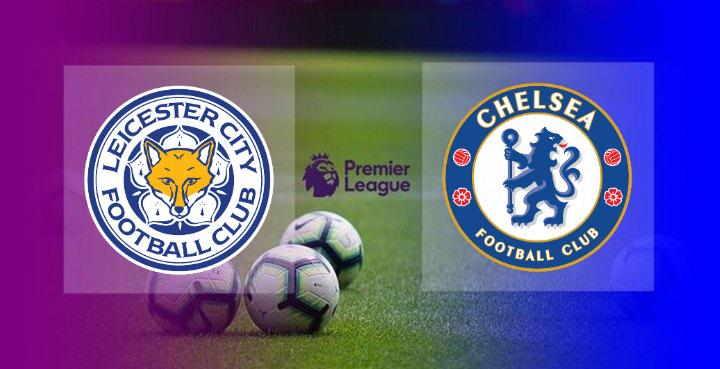 Hasil Leicester City vs Chelsea pekan 20