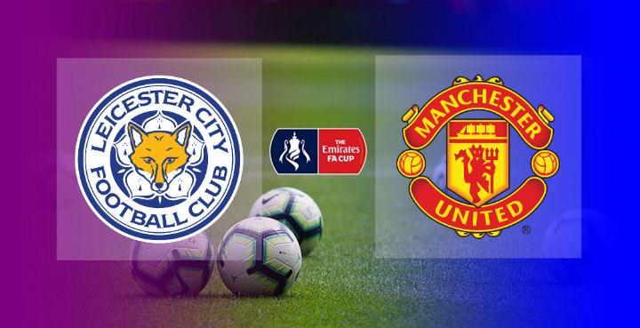 Hasil Leicester vs Manchester United Tadi Malam