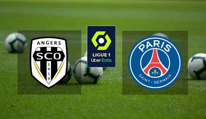Live Streaming Angers vs PSG