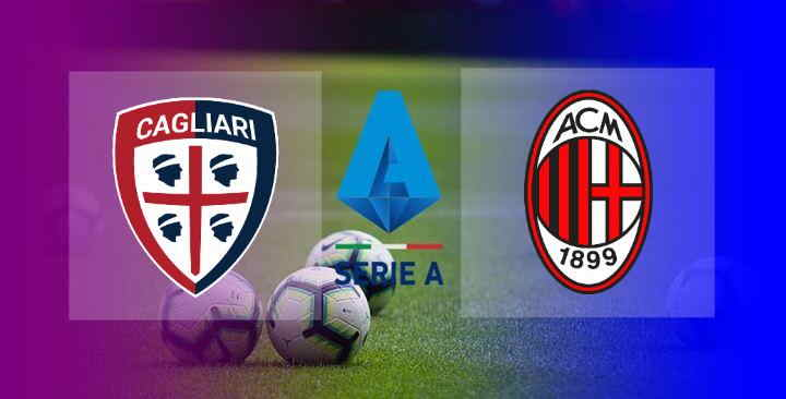 Hasil Cagliari vs AC Milan Skor Akhir 0-2