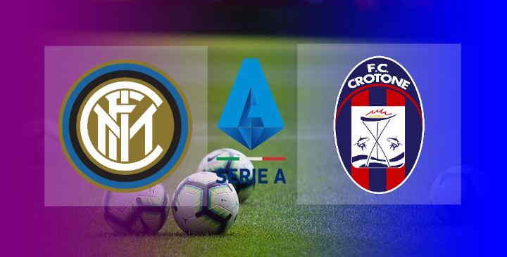 Live Streaming Inter Milan vs Crotone