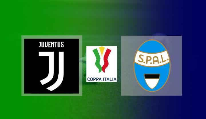 Hasil Juventus vs SPAL Perempat Fninal Coppa Italia 2020-2021