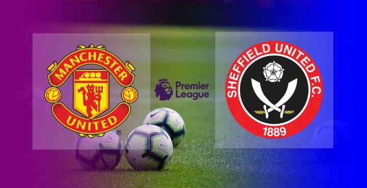 Hasil MU vs Sheffield United