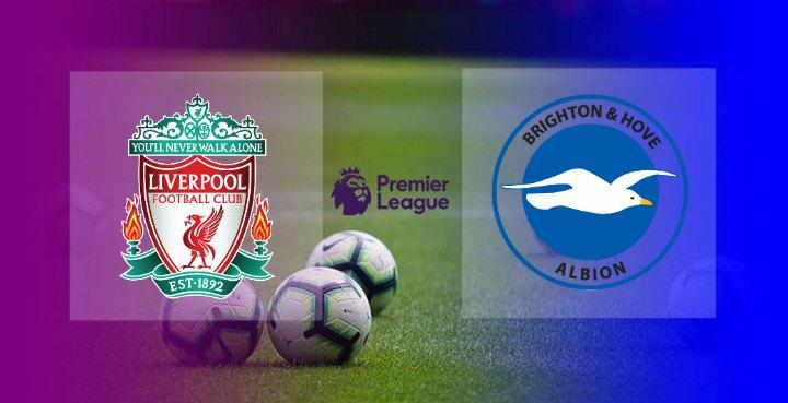 Hasil Liverpool vs Brighton 4 Februari 2021