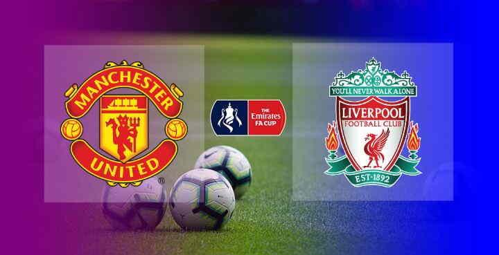 Hasil MU vs Liverpool FA Cup Putaran 4