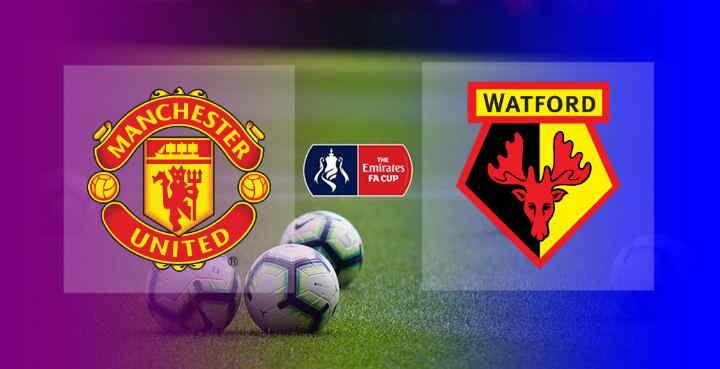 Hasil Man United vs Watford Skor Akhir 1-0