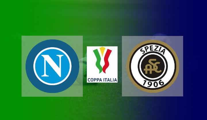 Hasil Napoli vs Spezia Skor Akhir 4-2   Perempat Final Coppa Italia 2020-2021