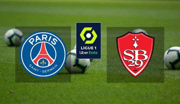 Live Streaming PSG vs Brest