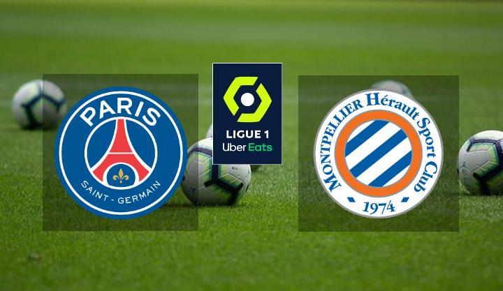 Hasil PSG vs Montpellier