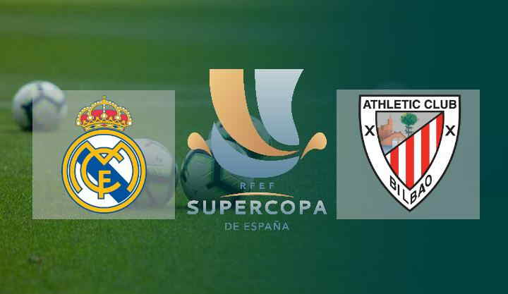 Real Madrid vs Athletic Bilbao Skor Akhir 1-2