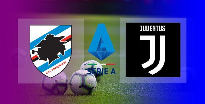 Hasil Sampdoria vs Juventus
