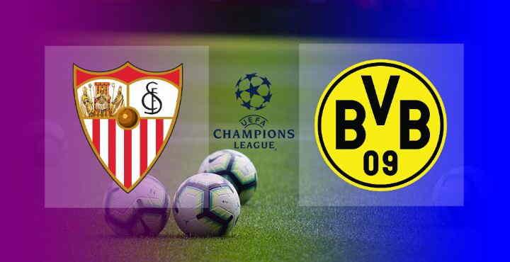 Hasil Sevilla vs Borussia Dortmund