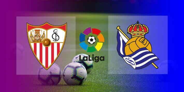 Hasil Sevilla vs Real Sociedad Skor Akhir 3-2   La Liga 9 Januari 2021
