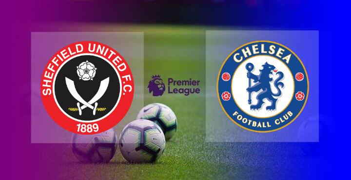 Hasil Sheffield United vs Chelsea