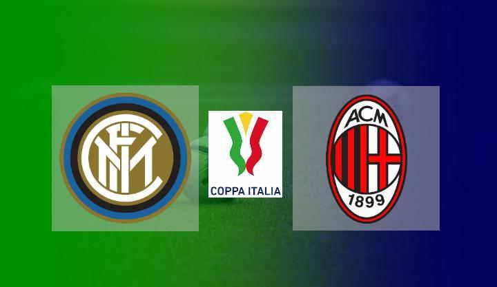 Hasil Inter vs AC Milan Skor Akhir 2-1