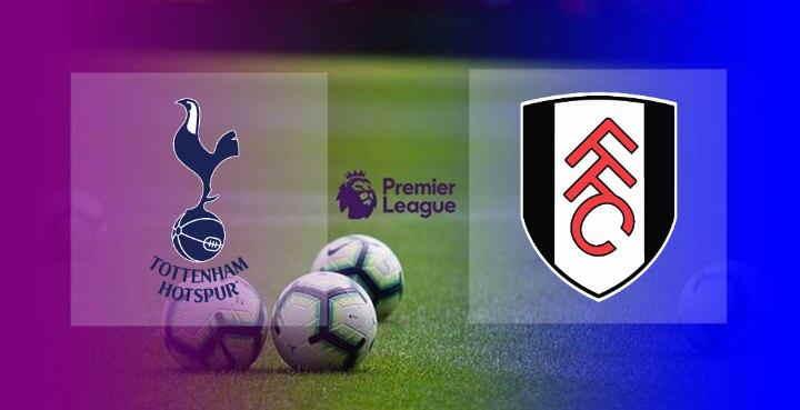 Live Streaming Tottenham vs Fulham