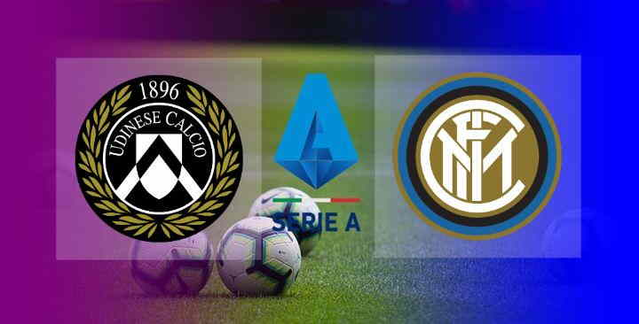 Hasil Udinese vs Inter Milan