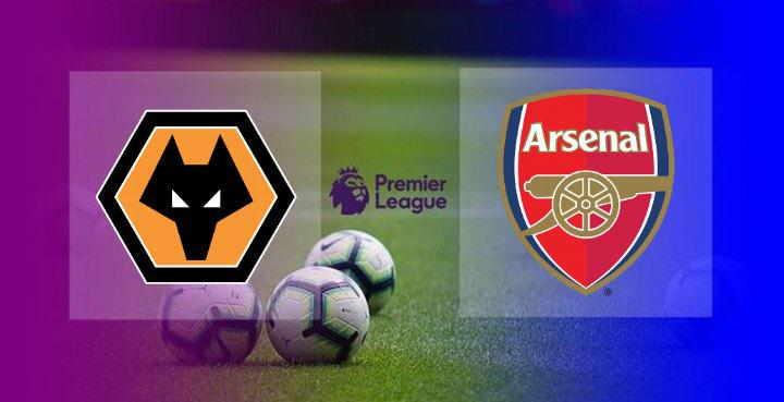 Hasil Wolves vs Arsenal