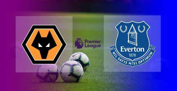 Hasil Wolves vs Everton Skor Akhir 0-1