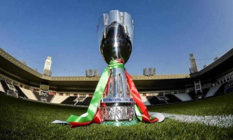 Jadwal Final Supercoppa Italia 2020-2021