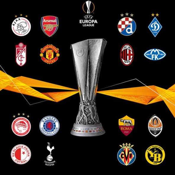 16 besar Liga Europa