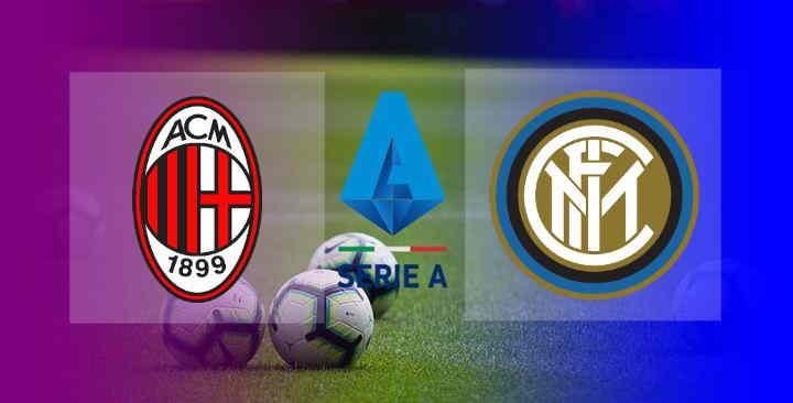 Hasil AC Milan vs Inter Milan