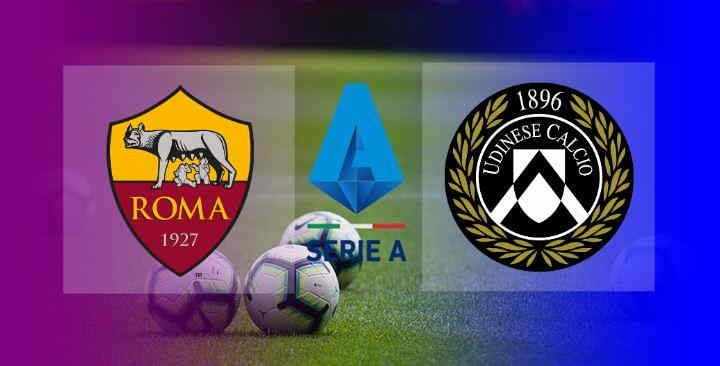 Hasil As Roma vs Udinese