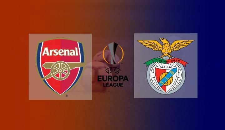 Hasil Arsenal vs Benfica